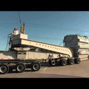 Specialty Worldwide Logistics Transformer Move