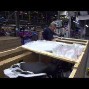 BMW Motorrad Plant - Logistics | AutoMotoTV