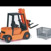 Bruder Toys Still Forklift #02510