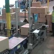 Carton identification and dimensioning for retail logistics