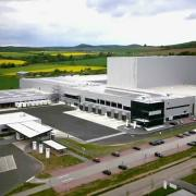 A New Distribution Center for Wessels + Müller AG