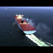 Maersk Line: Triple-E (Mærsk Mc-Kinney Møller) sea trials