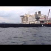 Pieter Schelte - World's largest vessel