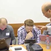 Видео-отчет о российском финале чемпионата и бизнес-практикуме по управлению цепочками поставок