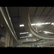 Overhead conveyor by Singular Logistics