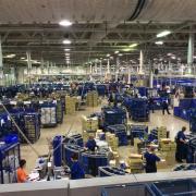 Экскурсия на автоматизированный сортировочный центр Почты России