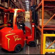 Flexi's Narrow Aisle forklifts from Flexi Narrow AIsle UK