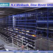 MOPS (Modular Order Picking System) - System Logistics at Ipackima 2015