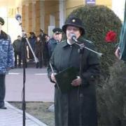 Открытие памятника Павлу Верещагину в Филях
