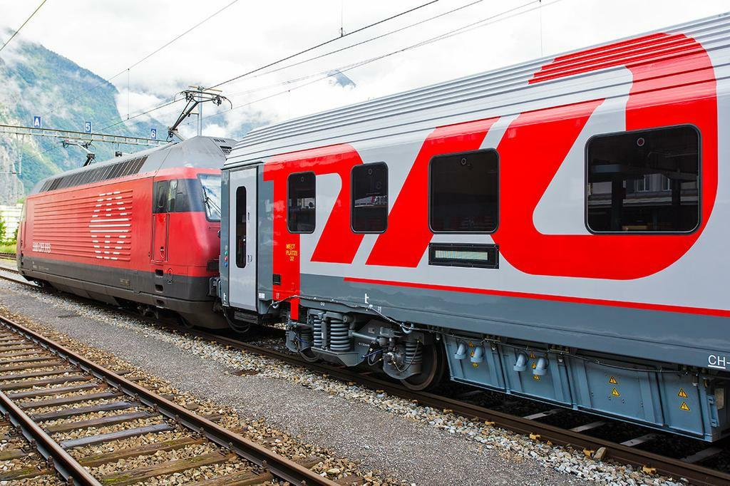 Российская железная дорога в обход Украины «парализует» Ж/Д сообщения Киева